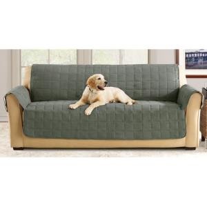 sure-fit-green-sofa-cover